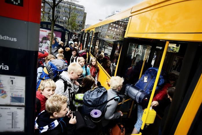 Selv med gratis busser og S-tog vil mange stadig anvende den allerede anskaffede bil - eller to, viser undersøgelse.