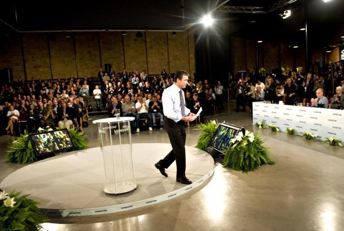 Anders Fogh sprang ud som klimaforkæmper på Venstres landsmøde. Men bortset fra det, var der ikke meget nyt at hente på landsmødet.