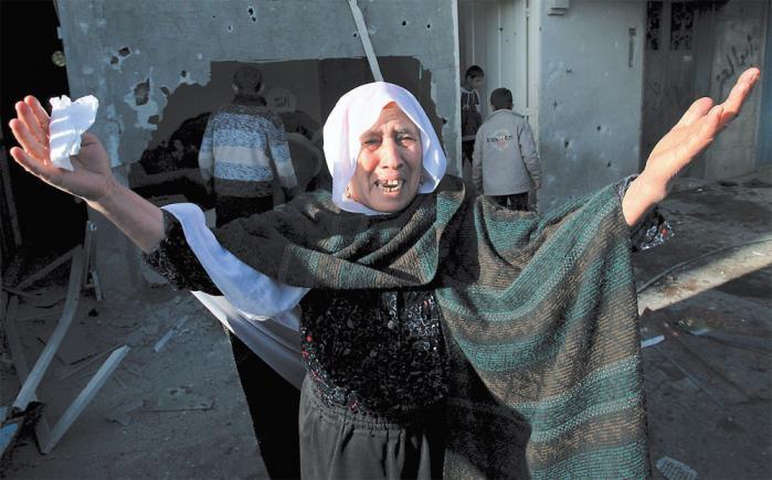 Havde vi haft modet til at kræve våbenhvile af Israel, ville ofrene for massakren i Gaza leve i dag