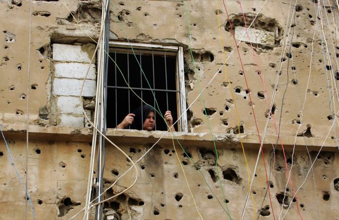Det var mødet med palæstinensiske flygtninge i Libanon, der ansporede Julie Lorenzen til at deltage i Informations årlige kronikkonkurrence.