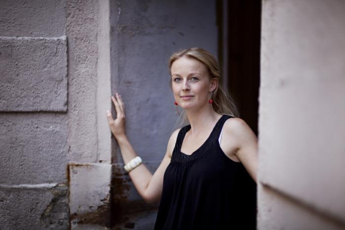 'Jeg håber, at folk fanger de billeder, man sender ud i en reportage, og fornemmer dem på egen krop,' siger Julie Loren-zen, der vandt årets kronik-konkurrence.