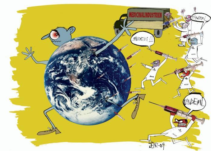 Verdens befolkning gik først i panik og så til lægen for et stik, der sikrede vaccine-producenter milliarder, men pandemien er afblæst for denne gang, siger Kåre Mølbak  fra Statens Seruminstitut. I dag sættes der spørgsmålstegn ved WHO's uafhængighed, fordi pandemien udløste milliardkontrakter  til vaccineproducenter