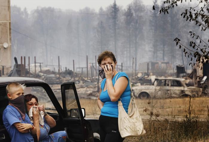 Folk er helt klart blevet mere miljøbevidste, og regeringen og præsidenten vil komme til at stå til ansvar, det er jeg slet ikke i tvivl om, lyder det fra Greenpeace. Rusland og især Moskva lider for tiden under hundredvis af brande.