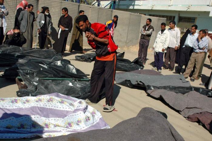 Et hidtil ukendt stort antal civile er blevet dræbt under invasionen i Irak. Wikileaks' afsløring af hemmelige dokumenter peger på, at 66.000 har mistet livet