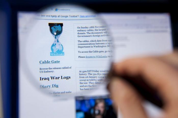 Det kontroversielle WikiLeaks, er ikke længere tilgængelig, fordi netstedets datavært har lukket for serveren - opdateres