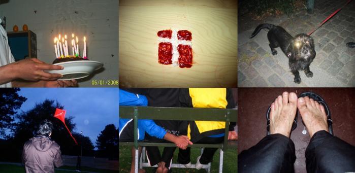 Et stærkt stigende antal børn flygter ved hjælp af  menneskesmuglere til Danmark uden deres forældre. På modtagecentret Sjælsmark har 30 af dem fotograferet mødet med Danmark - kammeratskab, tryghed og håb, men også slåskampe, snitsår og angst. Her fortæller to af fotograferne om deres billeder og deres flugt