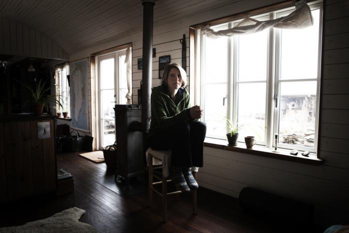Barbara Gudbjerg Eriksen lider af PTSD og fysiske skader. Men førtidspension er svær at få, når man bor i Svendborg Kommune.
