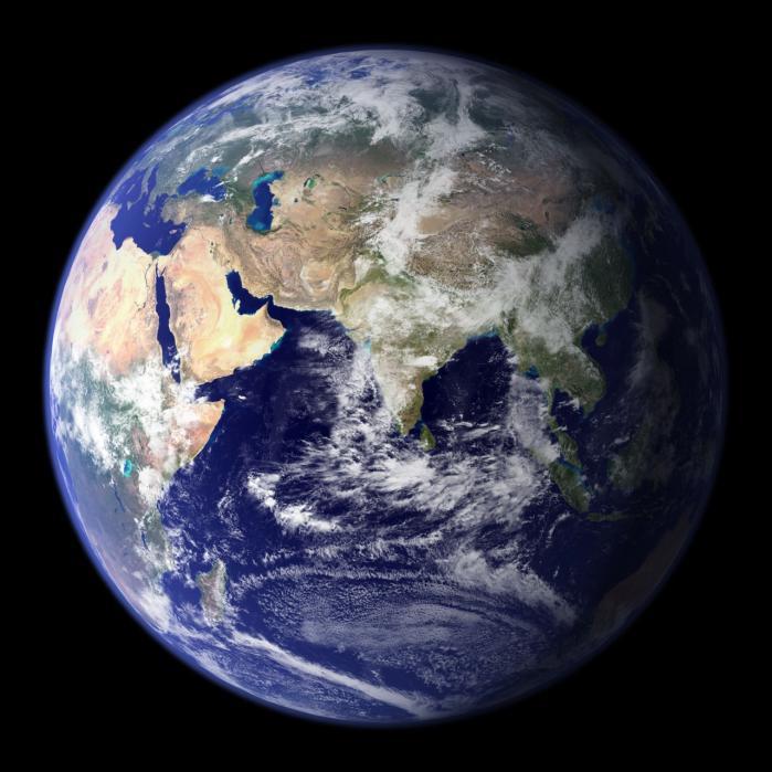 En bombe. De mest optimistiske  skøn vurderer, at halvdelen af verdens befolkning vil komme til at leve i områder med faldende fødevareproduktion. Det er en bombe under den globale stabilitet, siger Jørgen Ørstrøm Møller.