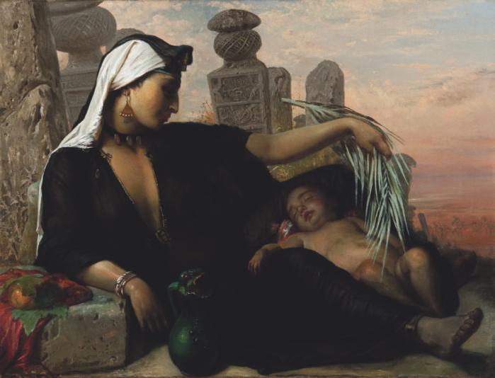 I Statens Museum for Kunsts nyophængning af samlingen af dansk kunst 1750-1900 har de kunstnere, der reagerede mod den national-romantiske selvtilstrækkelighed fået plads i kunsthistorien. At de både siden og i deres  samtid er blevet set lidt skævt til, siger lige så meget om kulturhistorien som om kunsthistorien