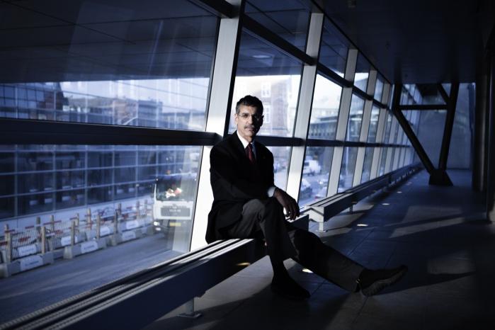 John T. Cacioppo er en af verdens førende ensomhedsforskere. Fredag holdt han foredrag i Den Sorte Diamant i København