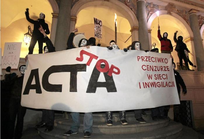 I går underskrev Danmark den kontroversielle ACTA-aftale, som i følge kritikere både er en krænkelse af privatlivet og en knægtelse af ytringsfriheden