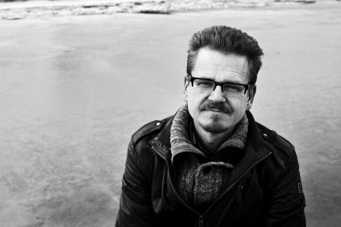 Grønlandskrønike. Kim Leine er aktuel med romanen 'Profeterne i Evighedsfjorden'.