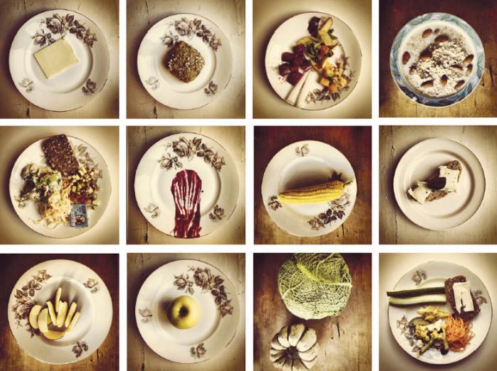 Ny Nordisk Hverdagskost handler om at spise mere frugt, grønt og fuldkorn, mindre kød, flere lokalt dyrkede og producerede varer, der følger sæsonen.