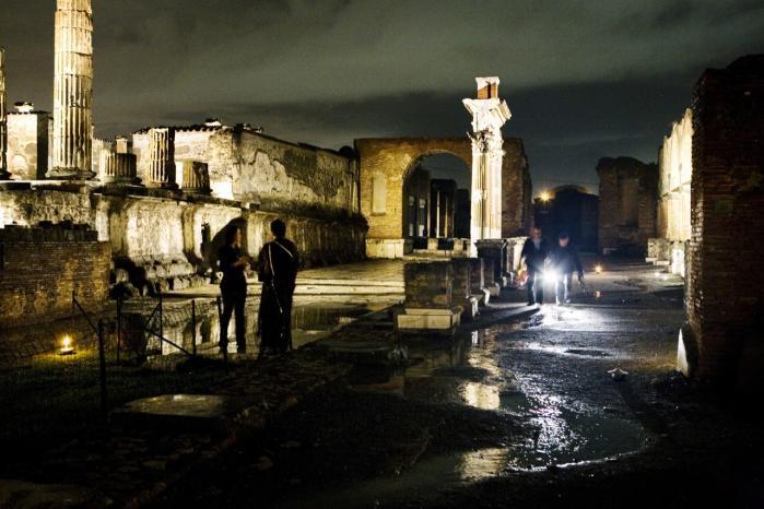 Arven. Når kulturarven forsømmes og forfalder – her er det udgravningerne i Pompei – er det ikke bare fortiden, men også redskaber til at forstå og håndtere nutidens problemer, vi spiller os af hænde, siger den italienske arkæolog Salvatore Settis.