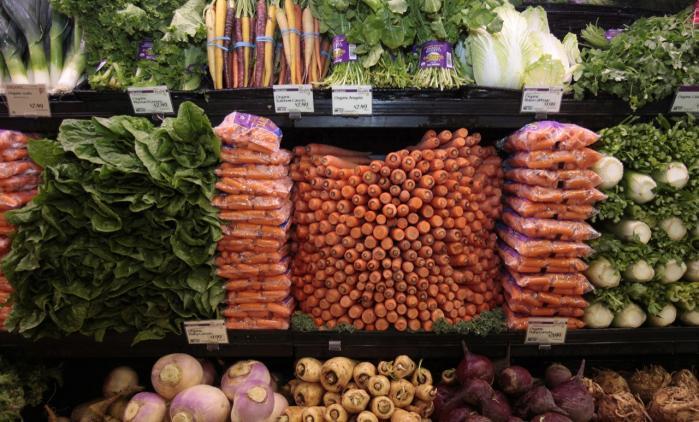 Lækker kapitalisme. Den økologiske supermarkedskæde Wholde Foods blev startet af en flok hippier for over 30 år siden og fik sidste år et overskud på en lille halv milliard dollar.