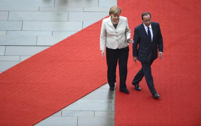 Berlins kurs. Angela Merkel kender kun én vej ud af krisen, og det er budgetnedskæringer. Og den vej påtvinger Tyskland hele Europa. Men der er intet belæg for, at det sætter gang i økonomien, siger FN-økonomen Heiner Flassbeck.