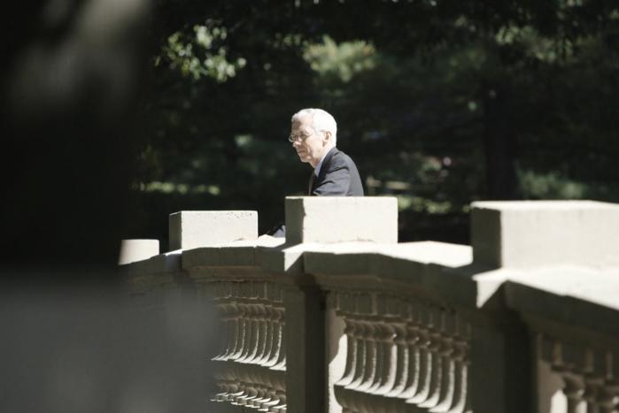 Paul Pillar, eks-CIA, whistle blower, er en af Boris Bertrams kilder i dokumentarfilmen 'Krigskampagnen'