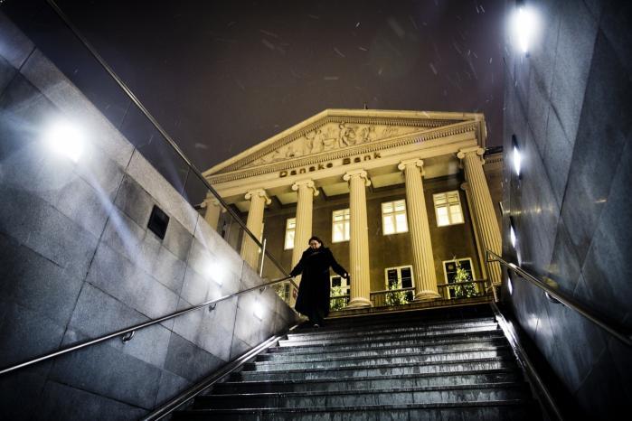 Danske Banks hovedkvarter på Kongens Nytorv. Den borgerlige regering gentog i nullerne mange af de fejl i forhold til dereguleringer af bankerne og  finansbranchen, som forskellige præsidenter gennemførte i USA, og som medvirkede til at skabe finanskrisen, mener Mogens Lykketoft.