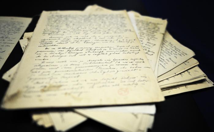 400 sider fra de dagbøger, Alfred Rosenberg skrev mellem 1934 og 1944, er nu tilsyneladende dukket op.