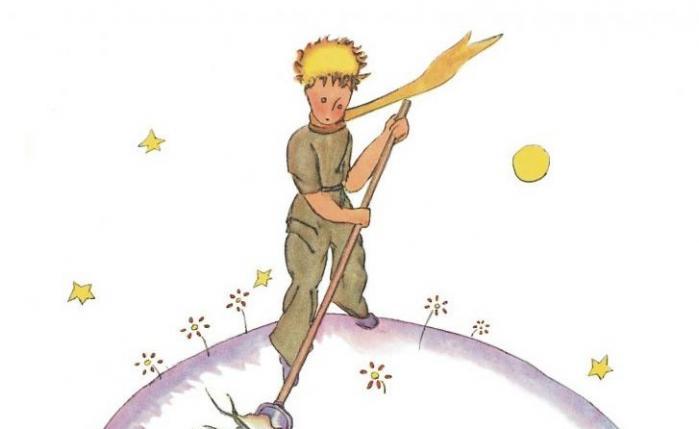 den lille prins Rudersdal