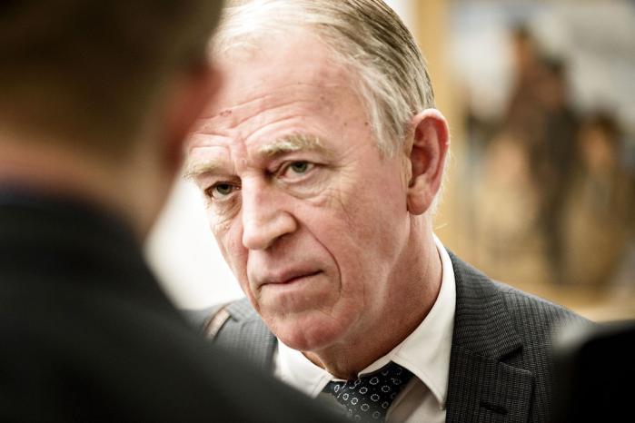 Udenrigsminister Villy Søvndal (SF). Foto: Torkil Adsersen