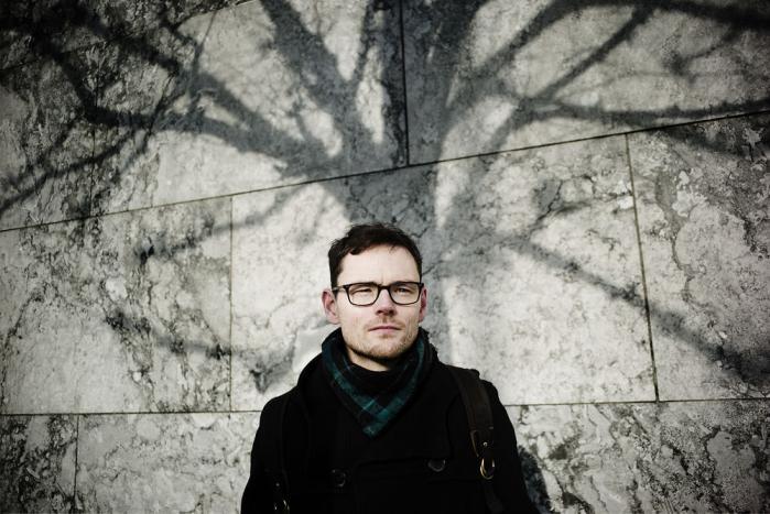 Mikkel Bolt går i sin bog i rette med nutidens akademiske venstrefløj. Foto: Jakob Dall