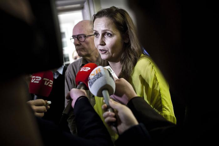 Transportminister Pia Olsen Dyhr kunne lukke forhandlingerne sammen med Enhedslisten og Dansk Folkeparti i dag. Foto: Thomas Lekfeldt/Scanpix