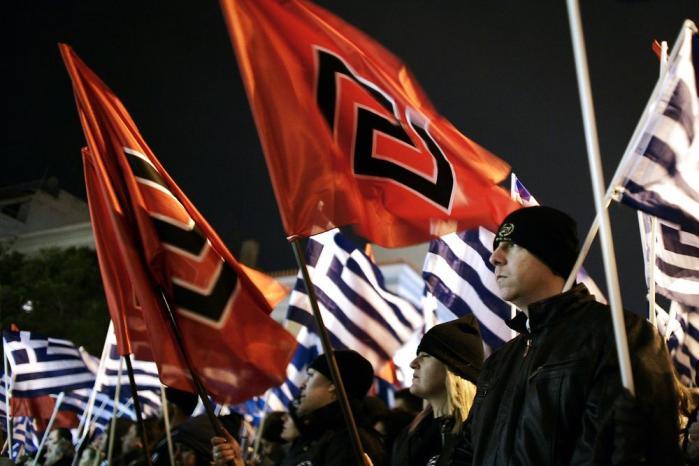 Det højreradikale græske parti, Gyldent Daggry, er Europas mest voldelige politiske organisation