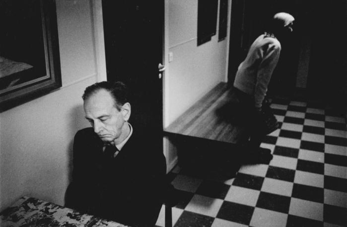 Psykiatriske patienter oplever ofte tilstande af følelsesmæssig tomhed, mangel på initiativ og glæde, tab af interesser og social tilbagetrækning