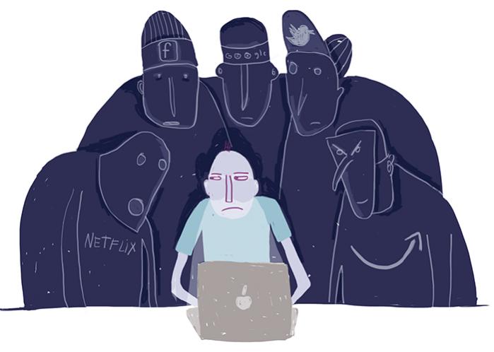 Et nyt værdibegreb, der hedder 'data', er opstået. Hos Facebook og Google betaler vi ikke med penge, men med denne digitale ressource, der ligesom blod kan doneres væk uden et synligt tab. Og vi har kun set begyndelsen
