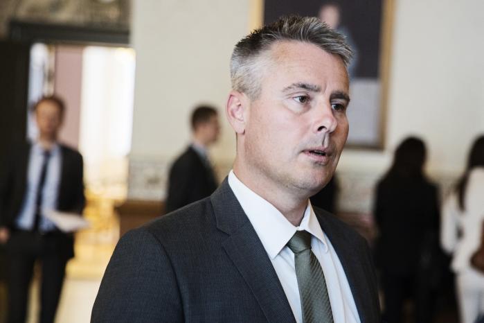 Henrik Sass Larsen mener ikke, der er behov for at udarbejde en analyse af de samfundsøkonomiske konsekvenser af en europæisk patentdomstol i Danmark.