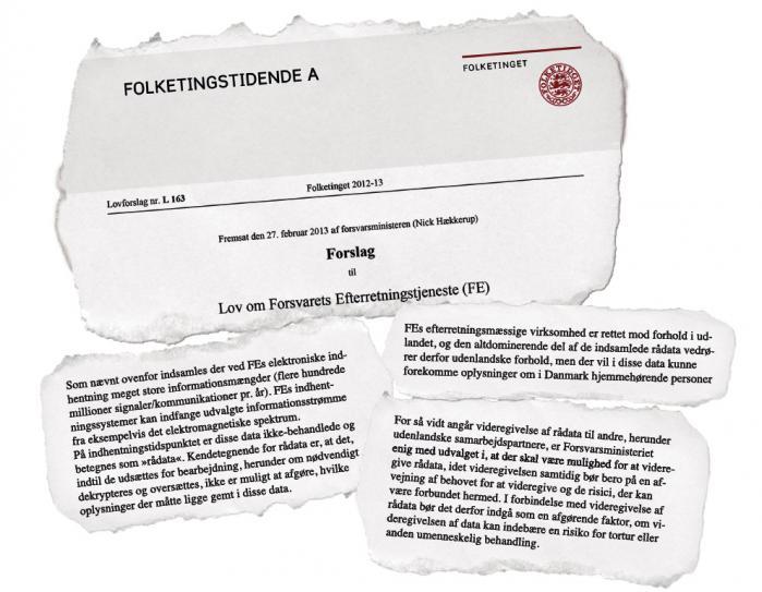 Loven, der regulerer Forsvarets Efterretningstjeneste, er uklar og svær at forstå, samtidig med at den giver tjenesten vide beføjelser, siger jurist. Flere ordførere erkender, at de ikke forstod, de behandlede en lov, der giver FE hjemmel til at tappe enorme mængder data og videregive dem til samarbejdspartnere som NSA