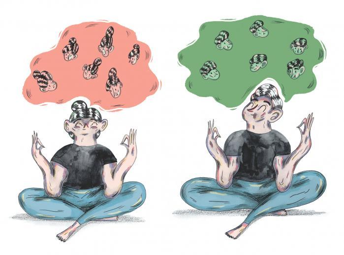 Psykologiprofessor Svend Brinkmann anklager selvhjælpsindustrien – herunder mindfulness – for at gøre os til selvoptagede børnevoksne. Men faktisk viser indgående forskning, at mindfulness har god effekt på mennesker, der lider af alt fra stress til kroniske smerter