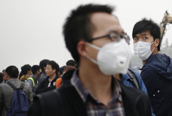Mens USA og Kinas præsidenter forleden præsenterede en ny klimaaftale i den kinesiske hovedstad, døjer Beijings indbyggere stadig med den voldsomme forurening.