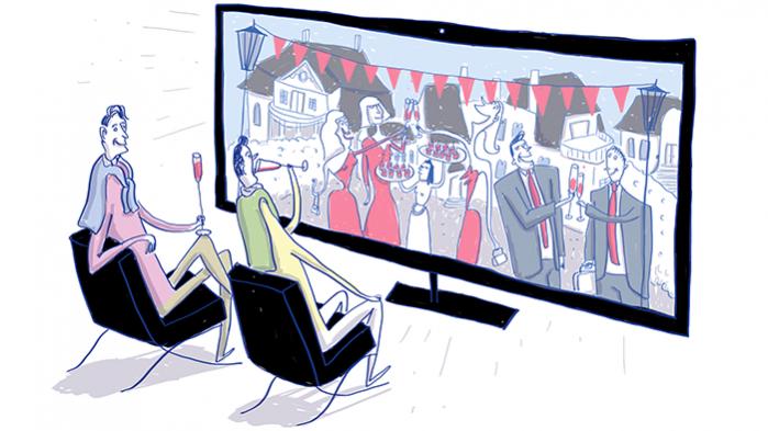 Reality-tv er lig med silikonebryster, kontanthjælpsmodtagere og lavkultur, men hvorfor skal det egentlig være sådan? Hvorfor ikke udbrede reality-konceptet, så vi kan få et indblik i hverdagslivet, som det leves i den kulturelle og økonomiske overklasse. Information leverer her fem grydeklare reality-formater med og for Danmarks elite. Til fri afbenyttelse