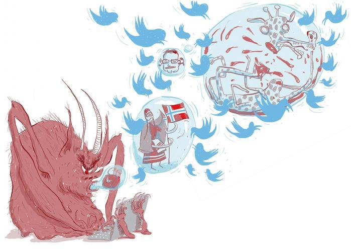 Hvordan skal vi forstå mekanismerne bag pludselige twitterstorme og facebookkampagner? Og hvad betyder de for vores demokrati? Det skal et nyt institut under ledelse af professor Vincent F. Hendricks forsøge at besvare – blandt andet ved at kombinere socialpsykologi med økonomisk bobleteori: Velkommen til Center for Information og Boblestudier