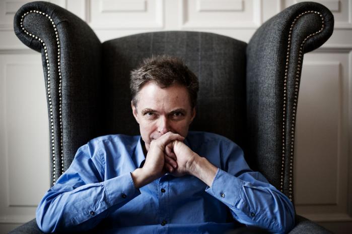 Klaus Riskær Pedersen møder modstand fra Alternativet-formand Uffe Elbæk.