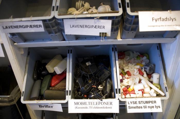 Reparationsværkstedet i Miljø- & EnergiCentret i Høje-Taastrup er et modsvar til brug og smid væk-kulturen. Her reparareres og genbruges ting, der normalt kasseres.