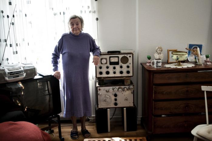 I dag står Else Marie Pade som et kvinde- og musikerikon, som en frygtløs pioner i såvel national som international musikhistorie. I dag er hun 90 år, men hendes værk larmer stadig lige frydefuldt, fra sit udspring i tidlig elektronisk musikhistorie og helt herop i nutiden.