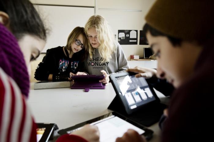 Svensk undersøgelse viser, at læring med iPad gør eleverne bedre i svensk og matematik. Men kun hvis man anvender den rigtige pædagogik
