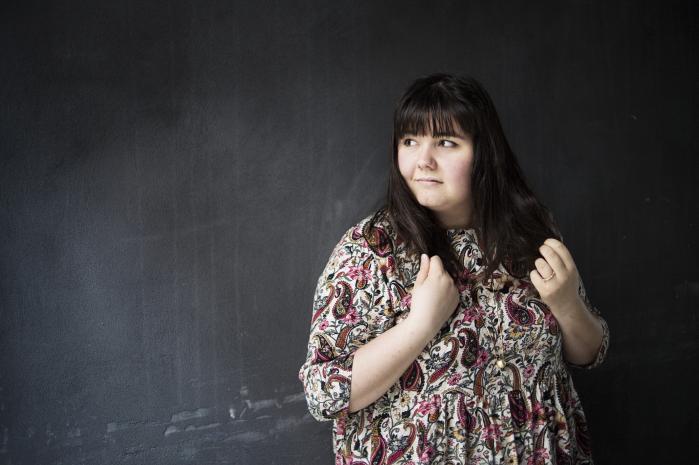 Det var først, da Sofie Hagen var omkring 20 år og begyndte at læse på universitetet, at hun fandt ud af, at der var et modsvar til den depression og spiseforstyrelse, som hun på grund af sin tykke krop døjede med som teenager.