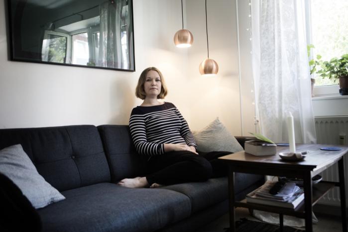 Camilla Randsøes første studie føltes ikke rigtigt. Efter at have talt åbent om sin tvivl, har hun nu gennemført det første år på sit nye studie geografi på Københavns Universitet.