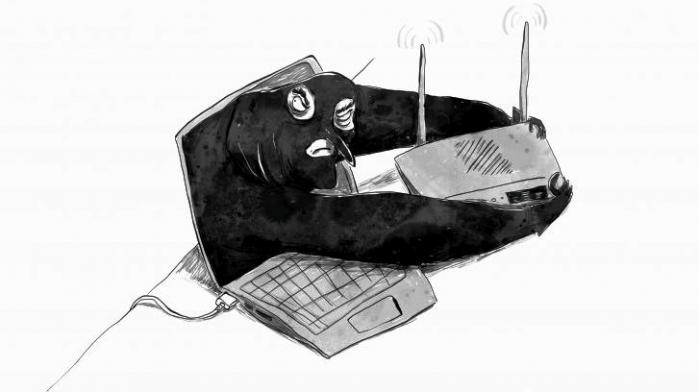 Jens Lavrsen er en af de personer, der har fået et brev fra advokatfirmaet Opus, siger, at hans udfordring er, at han tidligere har haft et trådløst netværk i sit hjem, som ikke har været beskyttet med et kodeord. Dermed har personer i nærheden af hans bolig potentielt kunne koble sig på nettet via hans internetforbindelse.