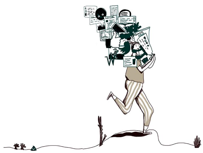 Mængden af smartphones, tablets og apps til daglige gøremål er eksploderet. Det samme er ny forskning i, hvordan nettet påvirker vores hjerner. Information giver et overblik, kommenteret af eksperten Nicholas Carr