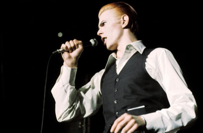 Den britiske sanger og komponist David Bowie blev 69 år