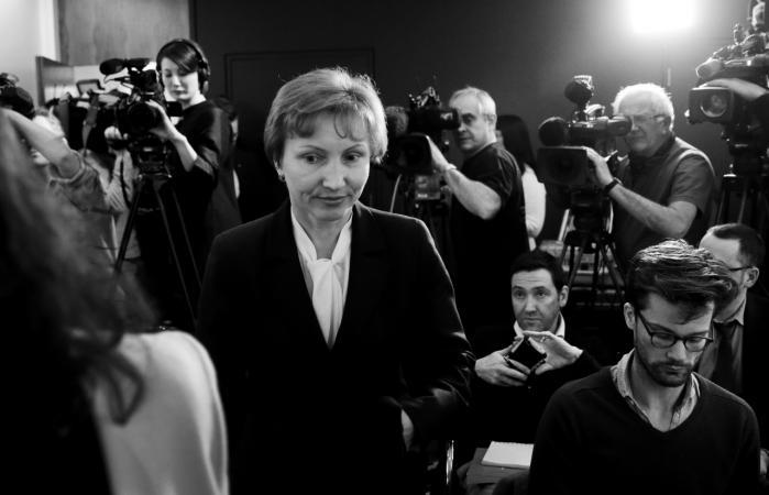 Marina Litvinenko, enken efter Alexander Litvinenko, mener, at rapporten bør få den britiske regering til at udvise alle russiske efterretningsagenter i Storbritannien, og opfordrede til nye sanktioner mod Rusland.