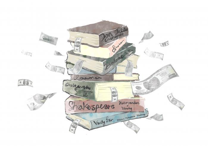 Hvilken økonomisk viden gemmer sig i Dostojevskijs 'Forbrydelse og Straf', i Shakespeares 'Købmanden i Venedig', i Balzacs 'Le Père Goriot' eller i Don DeLillos 'Cosmopolis'? Tyske Joseph Vogl afkoder den økonomiske orden ved hjælp af litteraturen