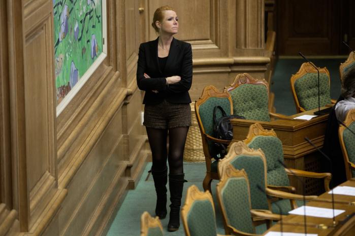 Inger Støjberg har ikke planer om flere flygtningeannoncer, oplyste hun i går i samråd.