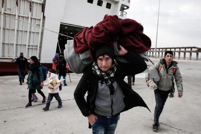 Stramningerne i det nordlige Europa medfører, at langt flere flygtninge og migranter strander i Tyrkiet, Grækenland og Balkan-landene.