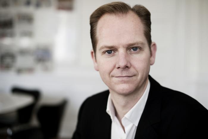 Christian Jensen   Chefredaktør på Information